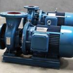SLG/SLW Inline Water Pump