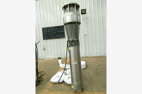 stainless steel submersible pump for seawater