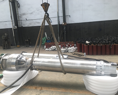 Stainless steel anti-corrosion submersible pump