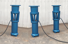 18.5kW large capacity ssubmersible pump