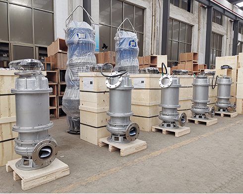 30kw stainless steel sewage pumps for sales