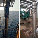 300m3/h water submersible pump